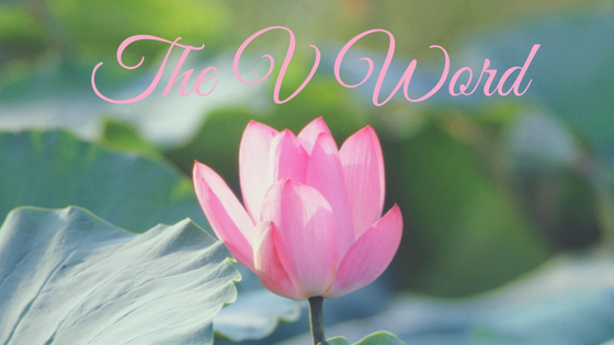 MM - The V Word Blog Header